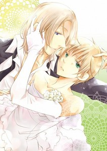 Marry me now France!!! I'm sure England won't mind sharing you~!! <3333