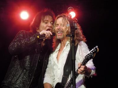 I don't like 1D... I like Styx, especially Gowan (dude at the left)