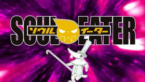I re-watched Soul Eater yesterday.