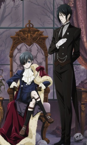 I just finished BLACK butler and I cried i don't know about ur butler...