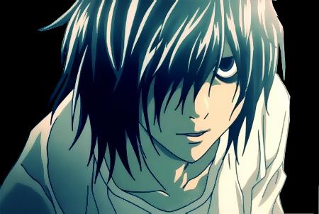 엘 - Death Note ^-^
