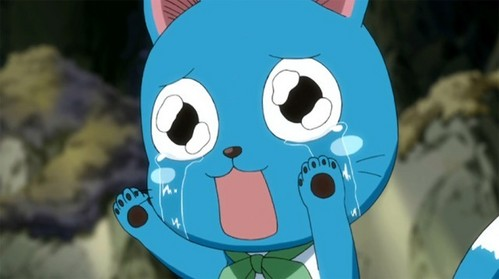 Aye sir! Happy from Fairy Tail! :D