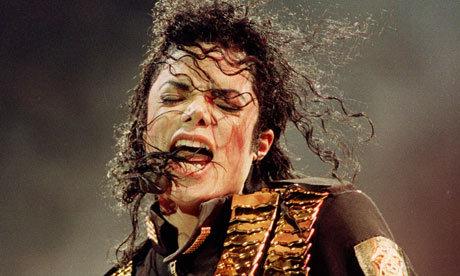 """I l'amour toi too Michael!"""