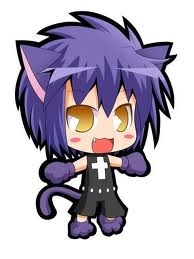 Yoru from Shugo Chara!!! I can change it if it doesn't count!