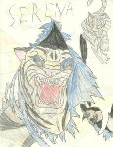 yes, do u like this drawing that i drew? i'll stick 2 ur cat theme