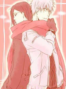 Heres 2! tee hee XD Uryuu & Ichigo