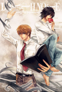 One of the many Death Note pictures I have.. :3