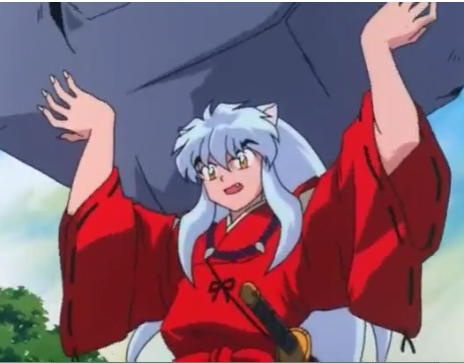 Does InuYasha count as a swordsmaster? after all he does wield Tetsuaiga..if he does then I think he's the best!