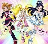 Pretty Cure Max 심장