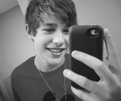 This is cute of Austin