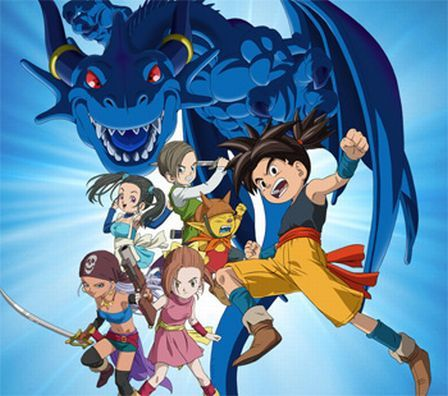 no matter where i look, no one seems to care about Blue Dragon. not just the anime, not even about the video game.