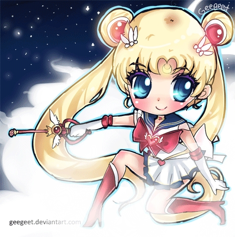 at the time there was about three going on at the same time which was : ~Cardcaptor Sakura ~Sailor Moon ~Pokemon so all 3 for me since i dont really know which one came first hehe.. ^^
