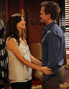 Robin and Barney <3 <3 <3