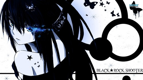 black rock shooter~~