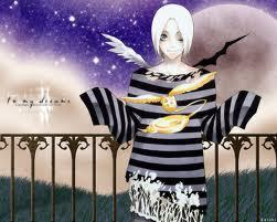 its from D.Gray-Man i find it really cool