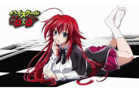 rias gremory all the way!!!!!!!!!!!!!!