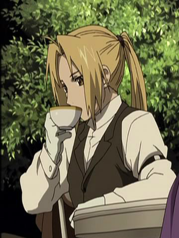 Edward elric has always been my favorite. <3
