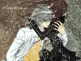 I like zero from vampire knight :3