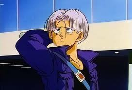 trunks from dragon ball z