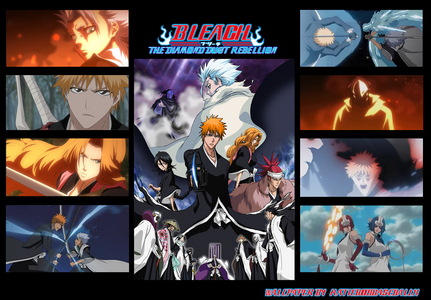 I would go with Bleach: Diamond Dust Rebellion because 1) the animasi is aawesome 2)the stories mainly focuses on Toshirou *favorite character :3* 3) and lastly just the battle at the end *sorry spoiler* is so awesome :D so yep and theres no possible way i could choose a kegemaran episode out of all those amazing episodes :D