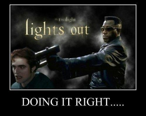 No offence to Twilight likers/lovers...