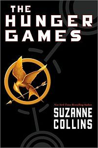 I dazzle water on the wound, my hands HUNGER GAMES!