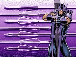 My favorito avenger is always will be Hawkeye