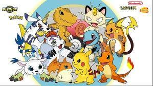 Yes, Pokemon and Digimon.