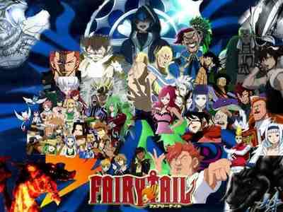 Fairy Tail Roxxxx!!!!