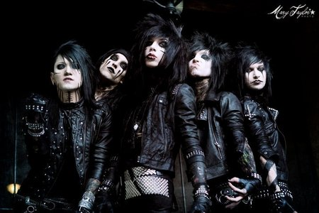 Black Veil Brides, my friend.