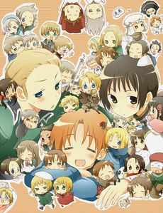 Hetalia just thinking of living without it makes my herz die a little