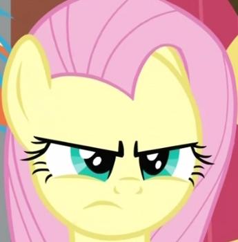 Disapproval stare because your bista sa tagiliran LIES!