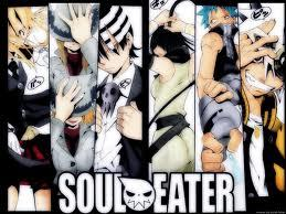 Soul eater is a very good show and it has a few cute people in it;)