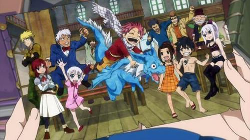 FAIRY TAIL!!!!! I cant breath without that 아니메 :(