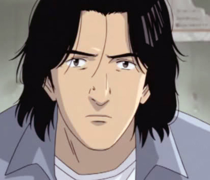 His hair's not super duper long and he's 더 많이 of a biseinen rather than bishounen(so 당신 might not like him), but I find Dr. Tenma very handsome and beautiful. :) Edward Elric is also a very handsome long haired beauty. <3