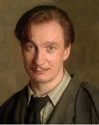 Remus Lupin. Sirius Black is number two. <3
