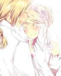 NO! I am waiting for Edward Elric to propose to me >:I