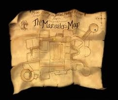 A Marauder's Map.