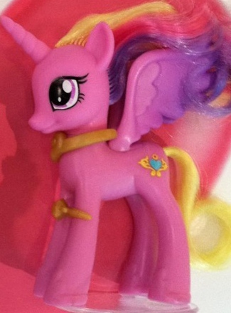 I'd zap myself about 4 months into the future and get A PRINCESS CADANCE TOY!!!!!!!!!!!!!!!!