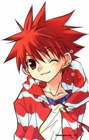Daisuke from D.N.Angel!