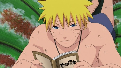 Naruto Uzumaki from Naruto and Naruto Shippuden! <3 <3 <3