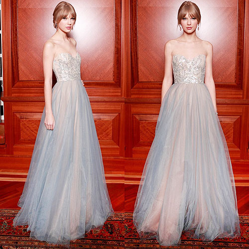I like mostly all of her dresses,so it's really hard to choose, well this one's one of my fav <13