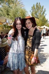 I changed !! With Lilly Collins !