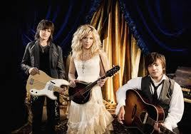 The band Perry:)