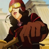 anda know you're obsessed with Asami Sato when anda want to meet your boyfriend after hitting him with your moped. :D