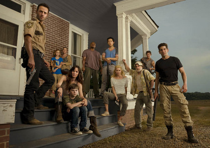 The Walking Dead...I am obsessed...