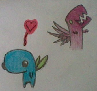 .3. amor me or GTFO.