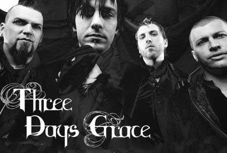 1 Thing 2 Say 3 Days Grace 4 Ever lmL