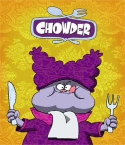 sopa grossa, sopa, chowder Season 1 Episode 2: Burple Nurples (my favorito episode)