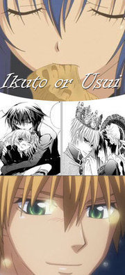 Ikuto & Amu from Shugo Chara & Usui & Misaki from Kaichou Wa Maid Sama i couldnt choose